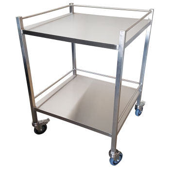 Stainless Steel Trolley - Autoclave
