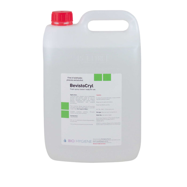 Surface Disinfectant – BevistoCryl