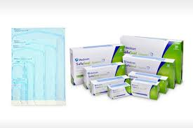 SafeSeal Quattro Self-sealing Sterilisation Pouch