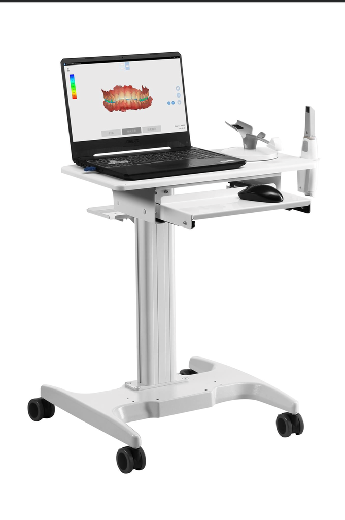Trolley for 3DS scanner