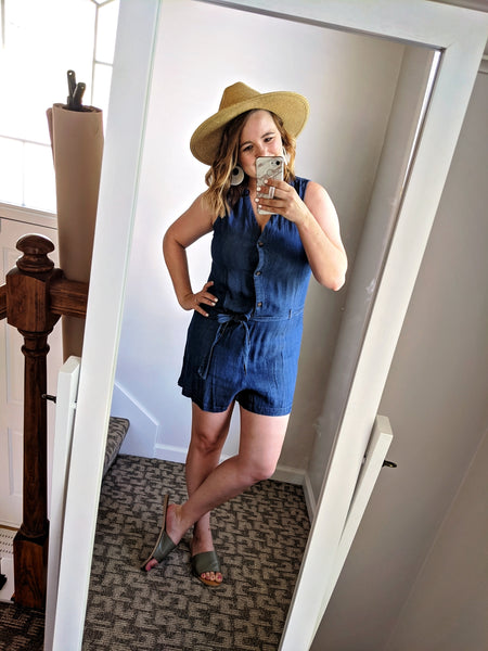 Leading Lady Romper