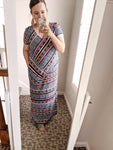 Eccentric Maxi Dress