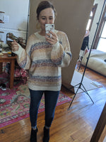 September Stripe Sweater
