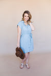 Work It Denim Dress
