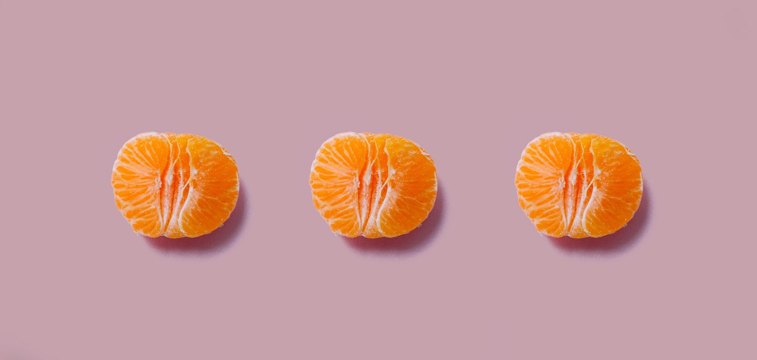 FIVE FOODS FOR YOUR VAGINA (YES REALLY!)