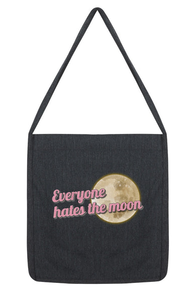 Everyone Hates the Moon Tote Bag