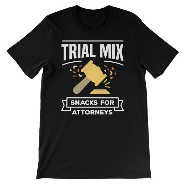 Trial Mix Unisex Short Sleeve T-Shirt