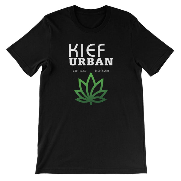 Kief Urban Unisex Short Sleeve T-Shirt