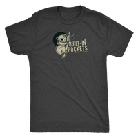 Koala Built In Pockets Marsupial Pride shirt