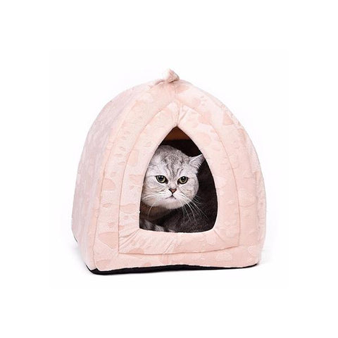 Caring - Premium Fabric Cat House