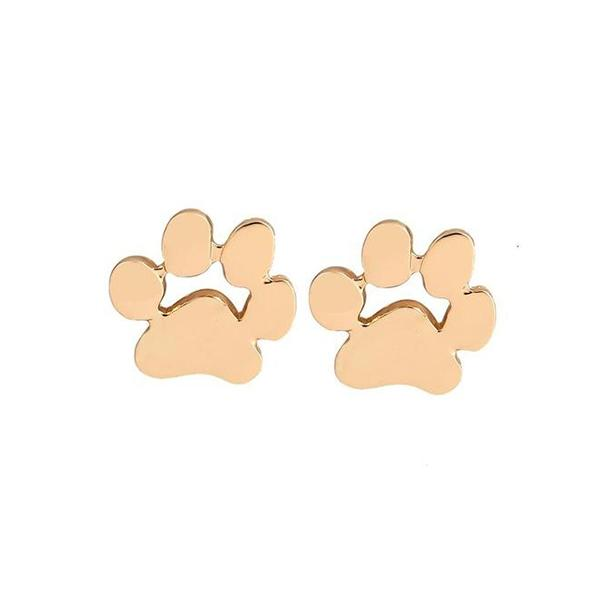 Earrings - Paw Print Earrings