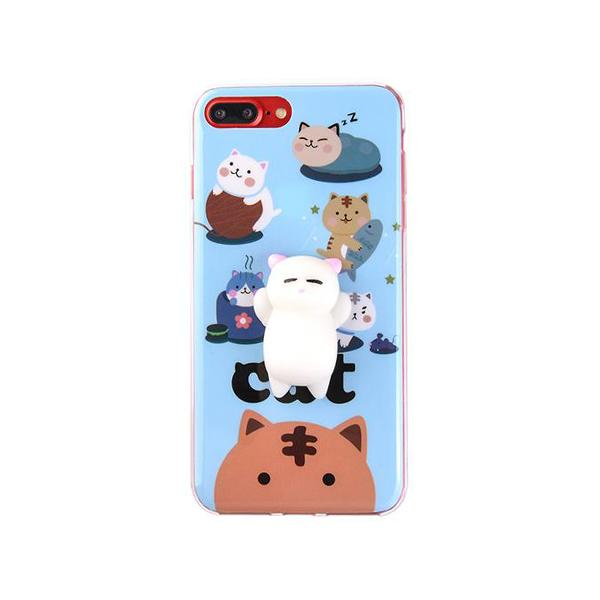 Phone Cases - Cat Life 3D IPhone Case