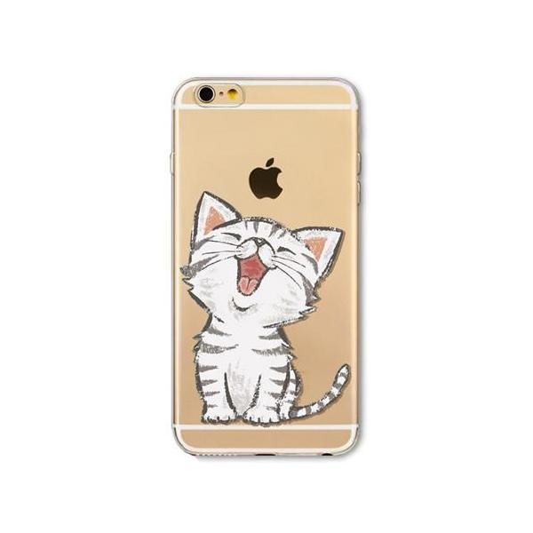 Phone Cases - Cute Cat Phone Case