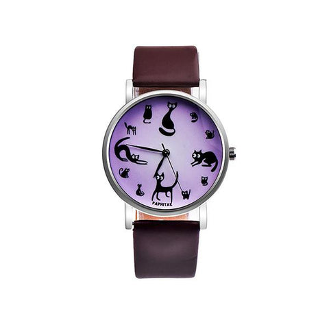 Watches - Cats Around The Clock Watch