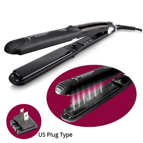 Keratine™ - Proffessional Flat Steam Hair Straightening Iron