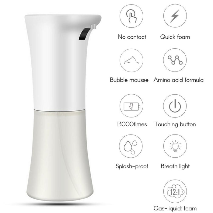 Automatic Foam Smart-Induction Handwash