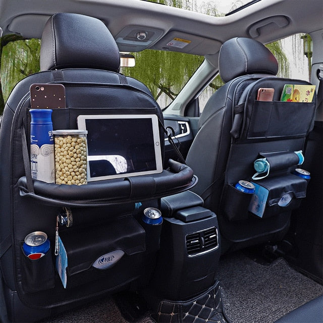 Car Bag Seat Organizer