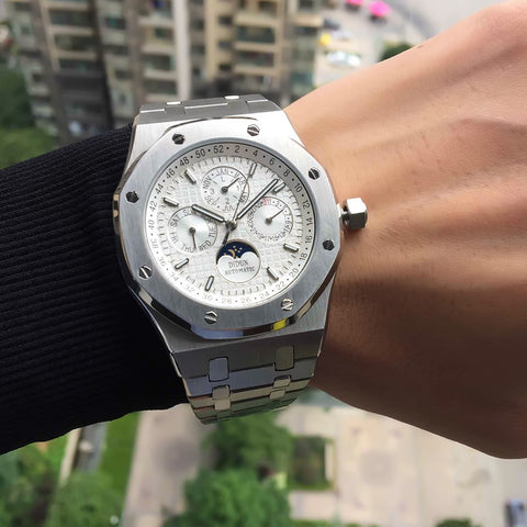 LUXICAL chronograph