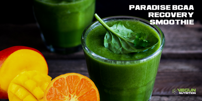 Paradise BCAA Recovery Smoothie