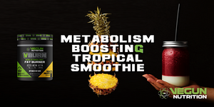 Metabolism Boosting Tropical Smoothie