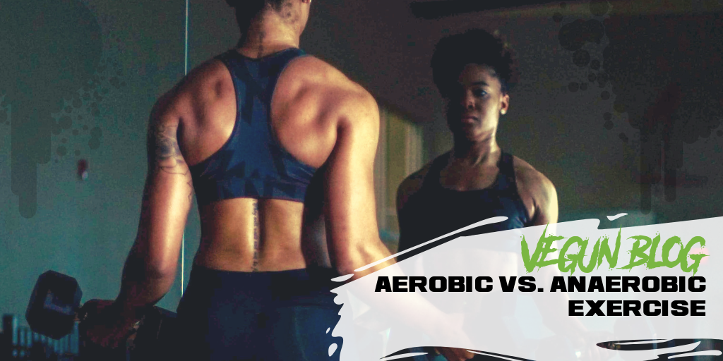 Aerobic Vs. Anaerobic Cardio Exercise