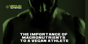 The Importance of Macros to a Vegan Athlete