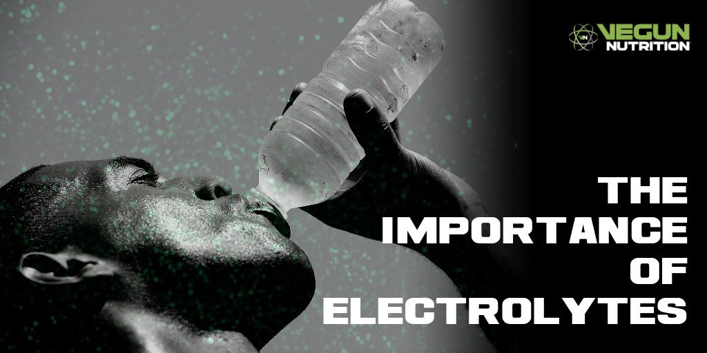 The Importance of Electrolytes during Exercise