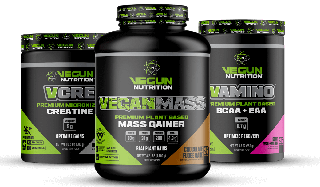 Vegun Nutrition Products