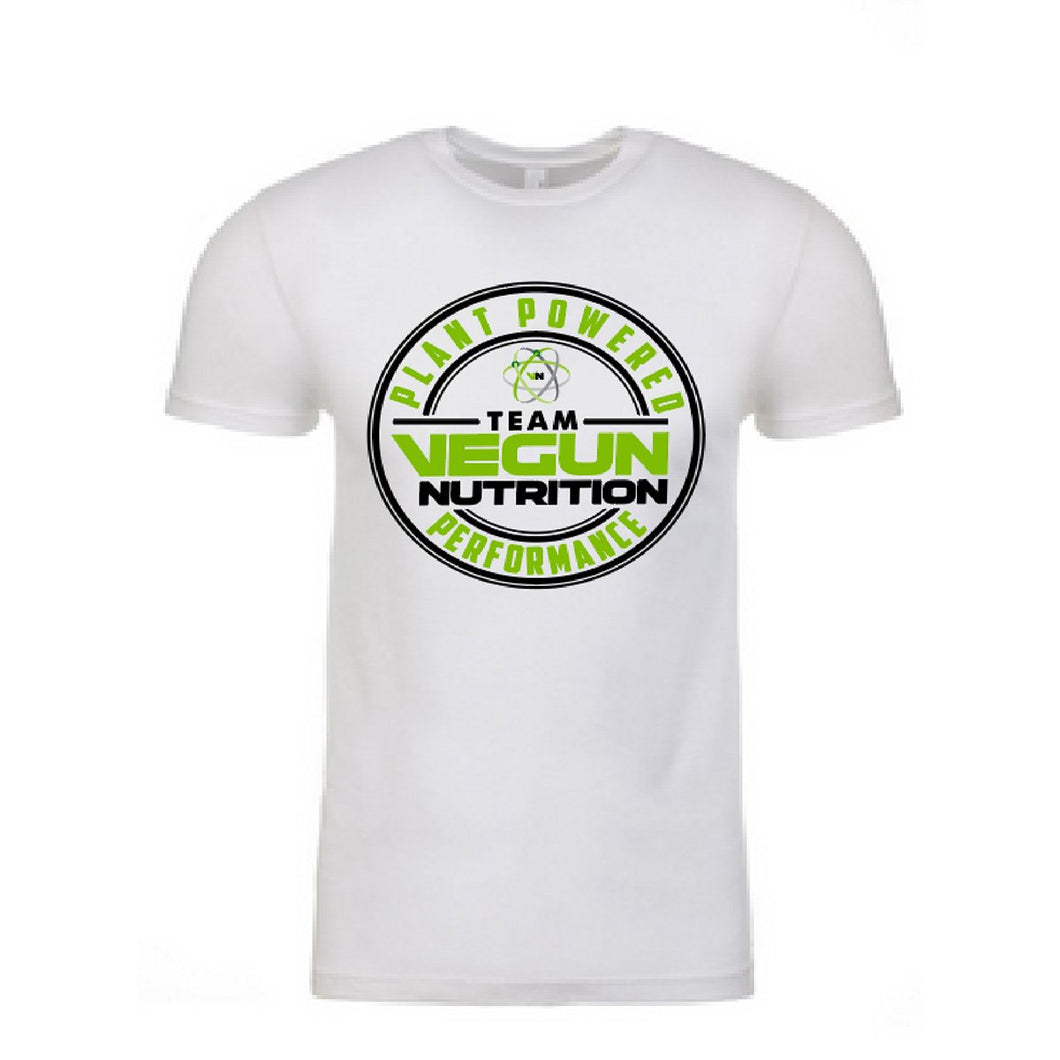 TEAM VEGUN TEE - Vegun Nutrition