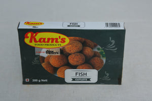 Kam's Fish Cutlets