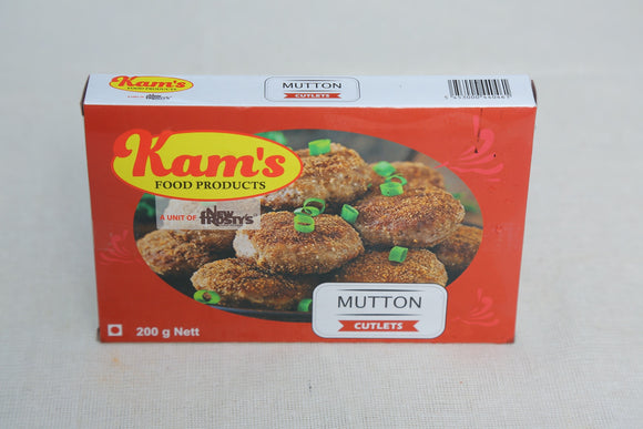 Kam's Mutton Cutlet