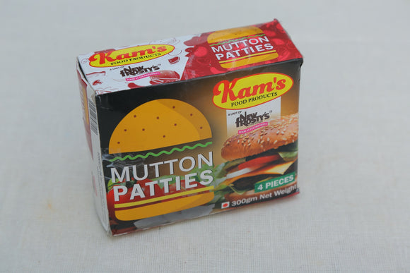 Kam's Mutton Burger (4 nos )