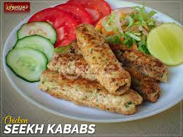 Kam's Chicken Sheek Kabab 500GM