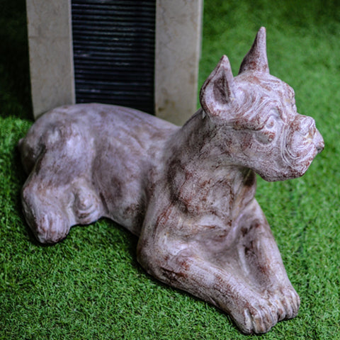 Animal Statue Bulldog