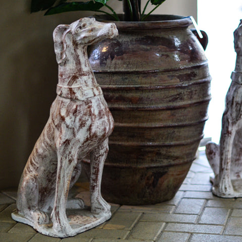 Animal Statue Greyhound