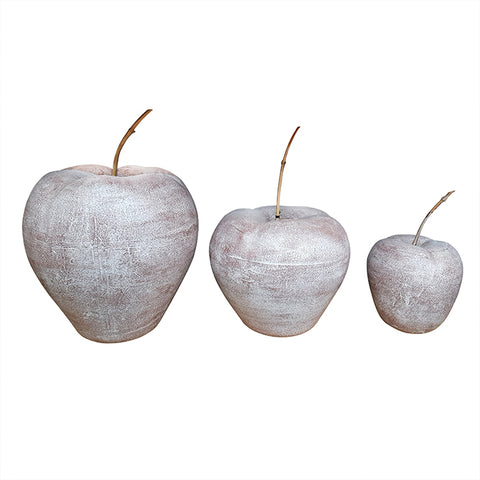 Apples Set of 3