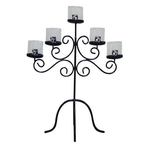 5 Candle Pedestal