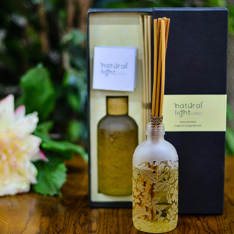 NLC Reed Diffusers Damask Leaf