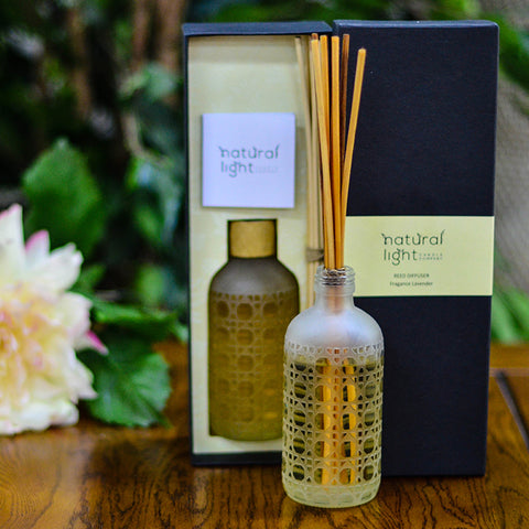 NLC Reed Diffusers Open Weave