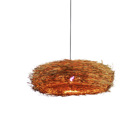 Hanging Lamp Bird Nest