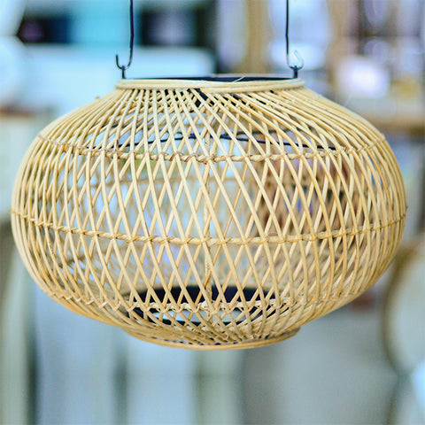 Hanging Lamp Fish Trap