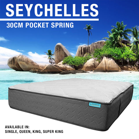 Seychelles (Pocketed 30cm)