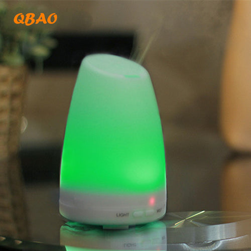 Aroma Diffuser Aromatherapy Essential Oil Ultrasonic Humidifier 7 Color LED Lights Electric Essential Maker Mist Special counter