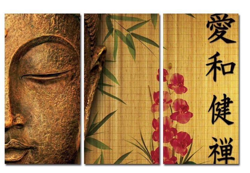 Buddha Canvas Pictures