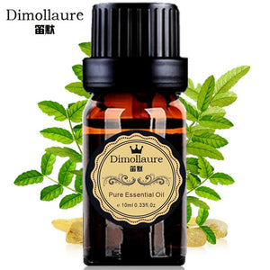 Dimollaure Frankincense essential oil 10ml natural Anti aging Wrinkle Restore skin elasticity balance grease Relax Remove odor