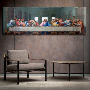Last Supper Canvas Painting