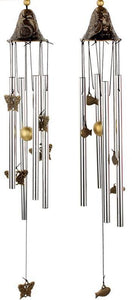 Buddha Feng Shui Wind Chime for Good Luck