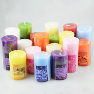 Smokeless candles Aromatherapy essential oil