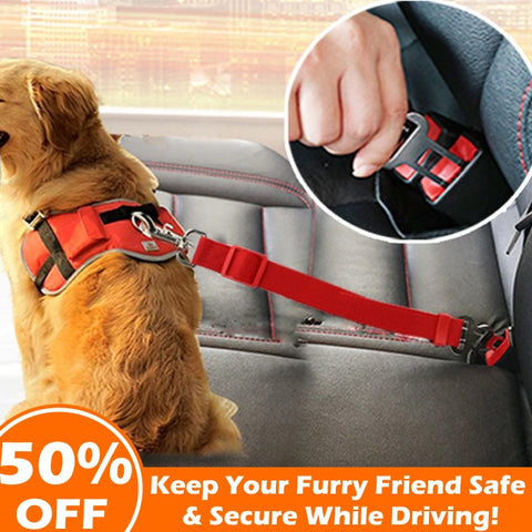 DoggieStrap™ Seat Belt For Dogs