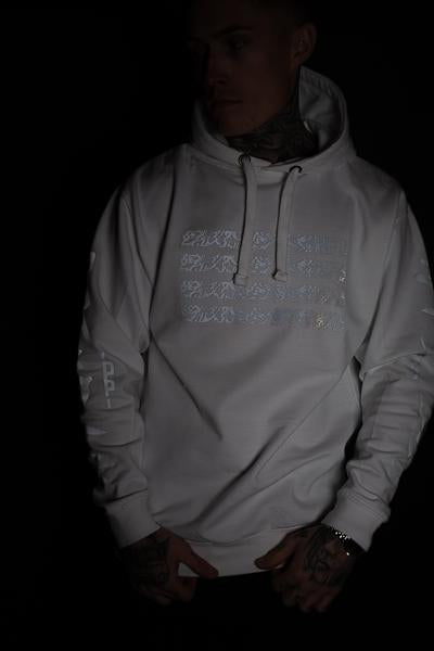Reflective Range - Patterns Hoodie